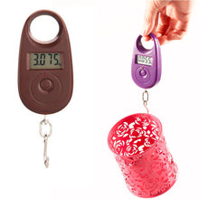 Load image into Gallery viewer, Pocket Portable Hanging Luggage Scale