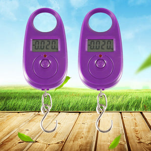 Pocket Portable Hanging Luggage Scale