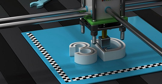 How 3D printing changes traditional manufacturing industry?