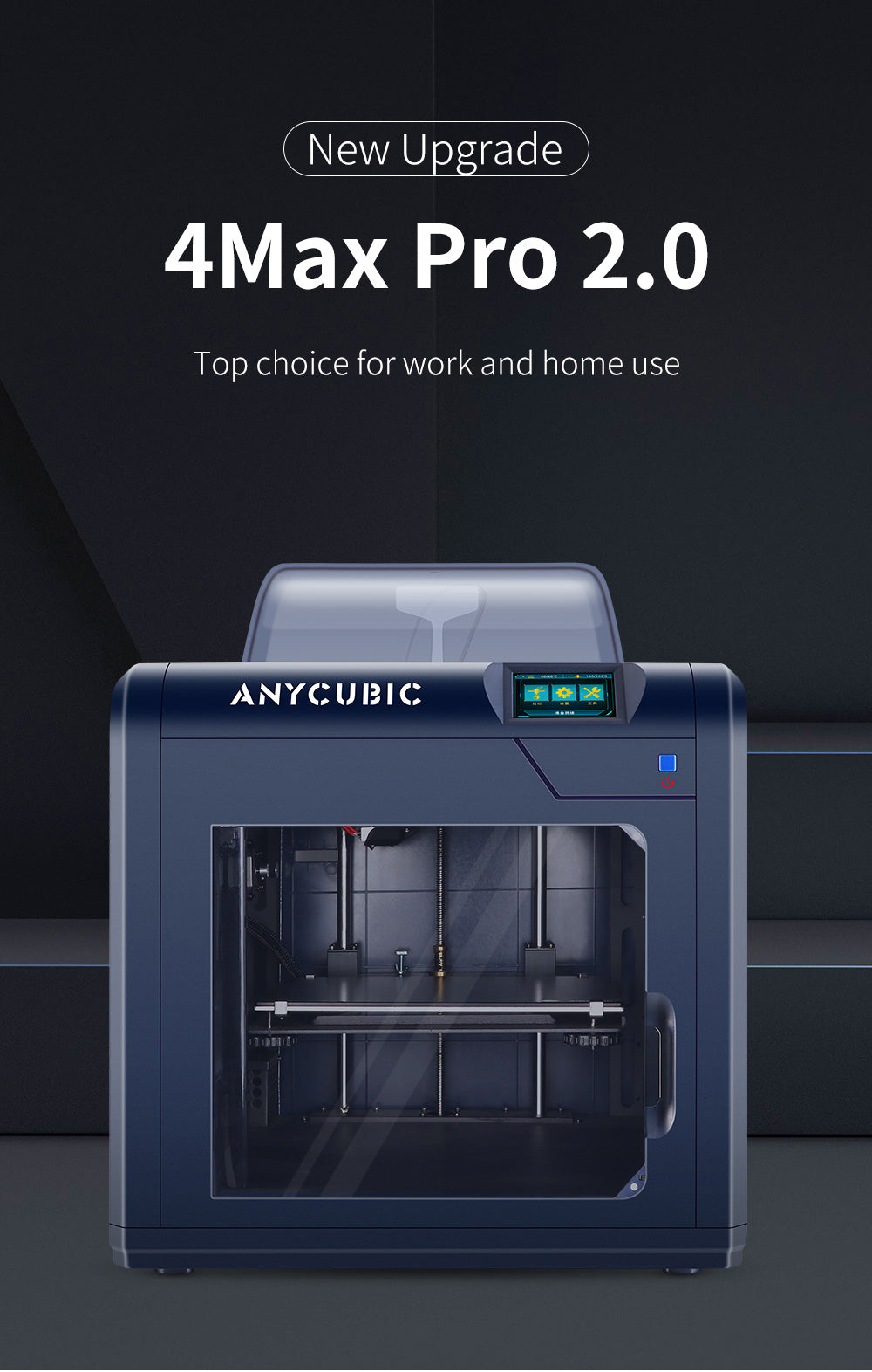 ANYCUBIC 4 Max Pro 2.0
