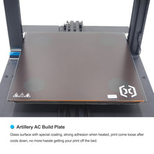 Load image into Gallery viewer, pre sale:Sidewinder X1 SW-X1 300x300x400mm Artillery 3D Printer
