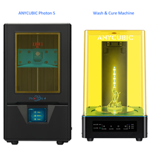 Load image into Gallery viewer, Photon S and wash cure machine Kit ANYCUBIC resin 3D Printer