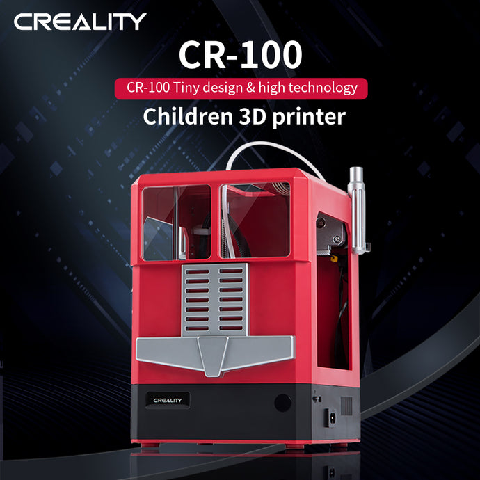 CR-100 3D printer 100*100*80mm Creality 3D