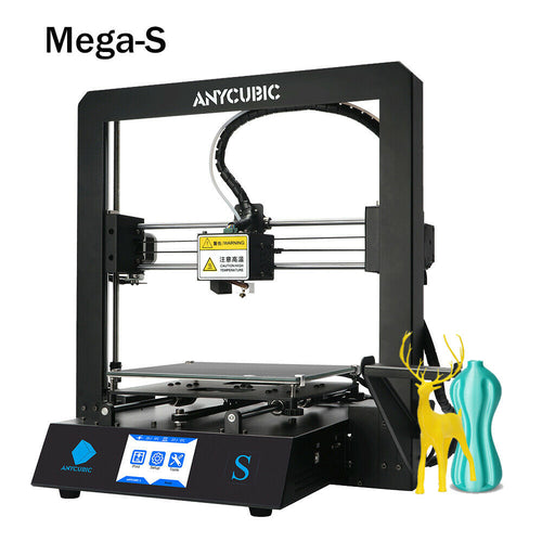 Pre-order: Mega-S 210*210*205mm ANYCUBIC 3D Printers