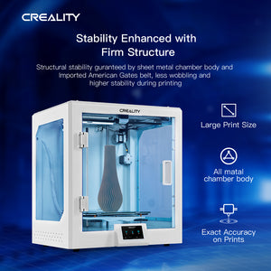 Pre-Order: CR-5 Pro  300*225*380mm Industrial 3D printer
