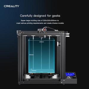 Pre sale: Ender-5 220*220*300mm Creality 3D Printer High-Precision