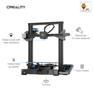 Ender-3 V2 220*220*250mm Creality 3D Printer newest version