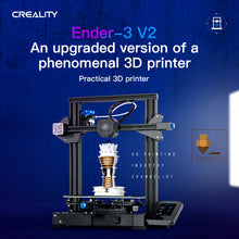 Load image into Gallery viewer, Ender-3 V2 220*220*250mm Creality 3D Printer newest version