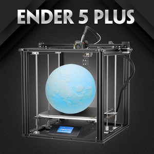 Ender-5 Plus 350X350X400mm Large size Auto leveling