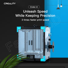 Load image into Gallery viewer, Pre sale:Ender-6 250*250*400mm Creality 3D Printer