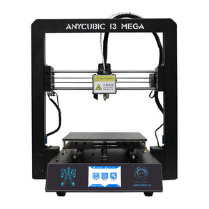 ANYCUBIC  i3 Mega 3D Printer Kit Upgrade Metal Frame 210X210X205mm