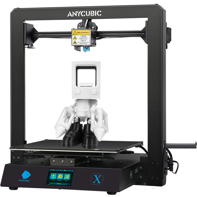Mega X 300*300*305mm ANYCUBIC 3D Printer with 1Kg ANYCUBIC PLA