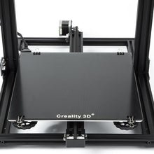 Load image into Gallery viewer, Creality 235X235X3mm Carbon Silicon Crystal Glass Print Bed For Ender 3/Ender 5/Ender 3 Pro 3D Printer