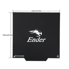 Load image into Gallery viewer, Creality 3D Ender-3/Ender-3 pro Magnetic Surface Plate Sticker Pads Heated Bed