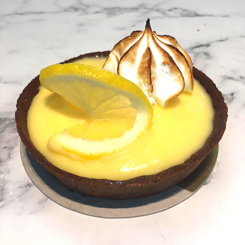 Lemon Meringue Tart x2 - Drips Bakery Café