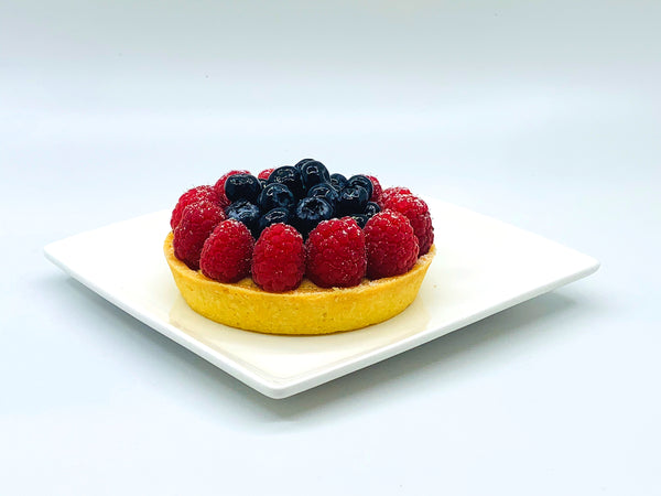 Seasonal Fresh Fruits Tart