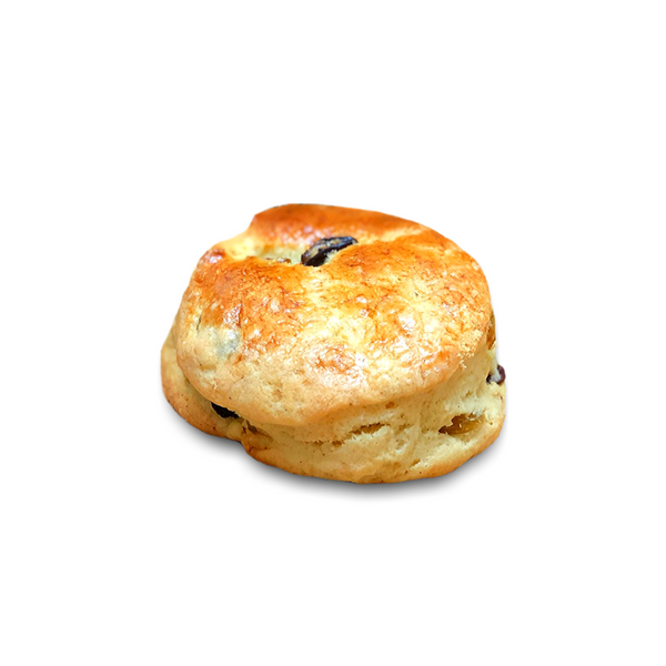 Mini English Scones (6 In Pack) - Drips Bakery Café