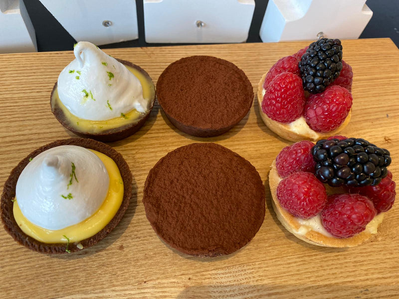Mini Tarts Special (6 In Box)