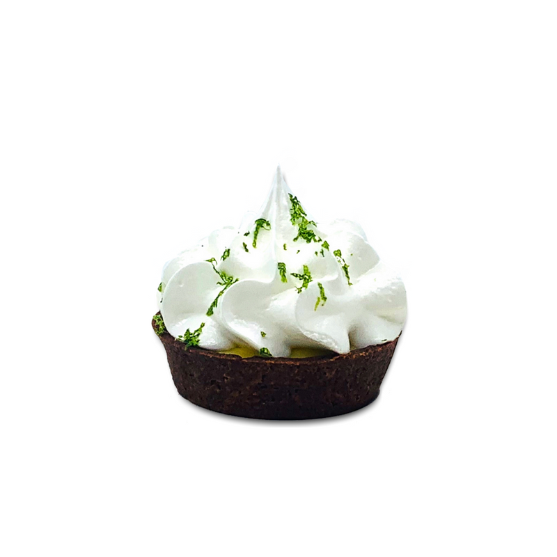 Mini Yuzu Meringue (Bundle of 6) - Drips Bakery Café