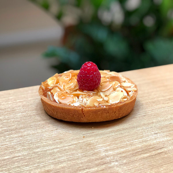 Baked Almond Tart ( For 2 )