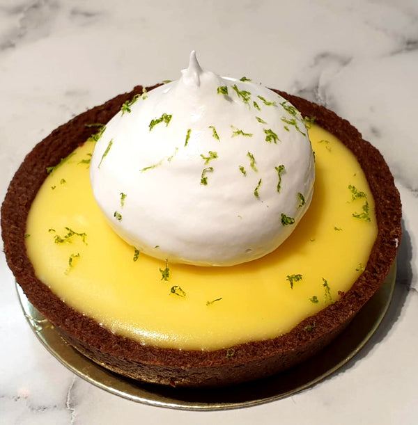 Fresh Yuzu Tart ( For 2 )