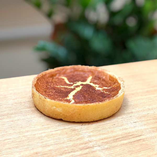 Cinnamon Egg Tart ( For 2 )