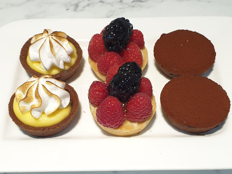 Mini Tarts Special (6 In Box) - Drips Bakery Café
