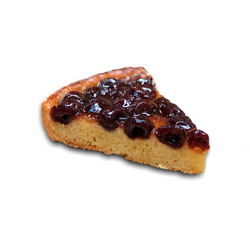 Cinnamon Cherry Brandy Tart - Drips Bakery Café