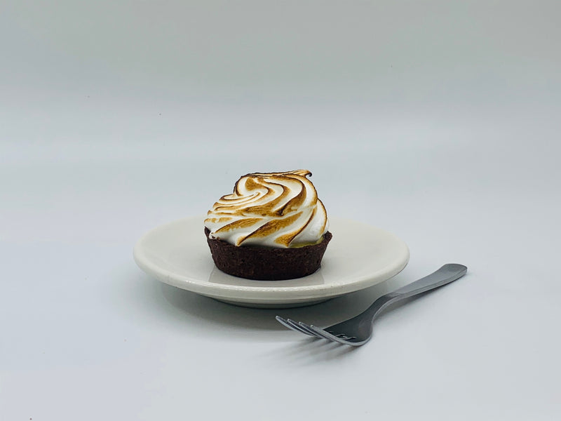 Mini Lemon Meringue Tart (Bundle of 6) - Drips Bakery Café