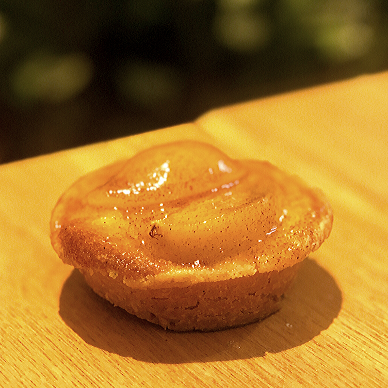 Mini Baked Cinnamon Pear Tart (Bundle of 6) - Drips Bakery Café