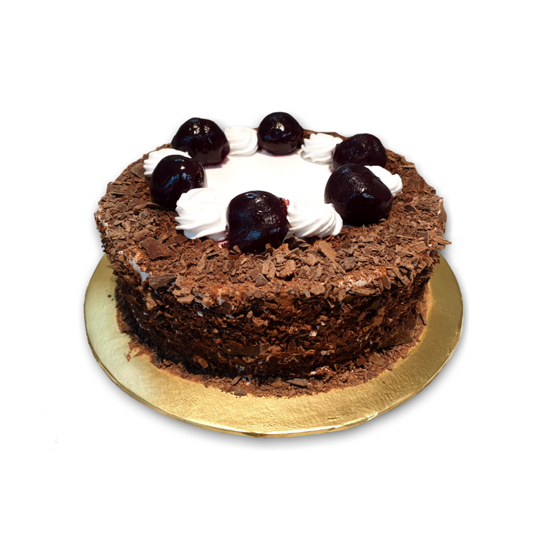 Drips Blackforest Cake (Non Alcohol) - Drips Bakery Café