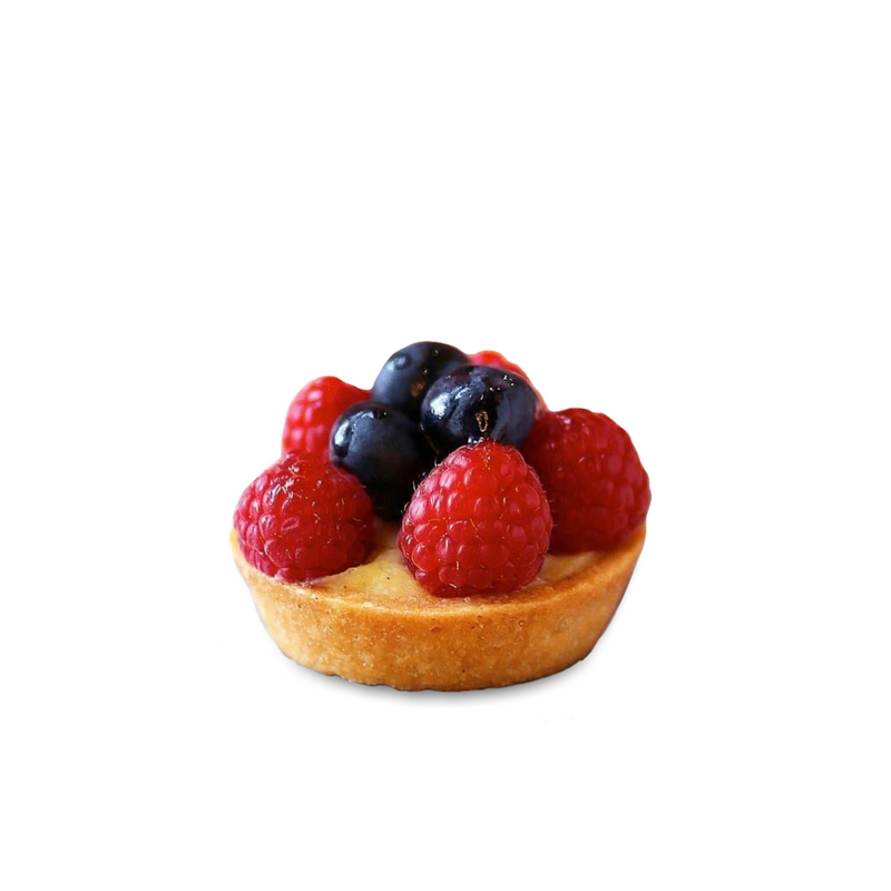 Mini Fruit Tart (Bundle of 6) - Drips Bakery Café