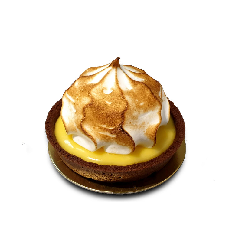 Lemon Meringue Tart - Drips Bakery Café