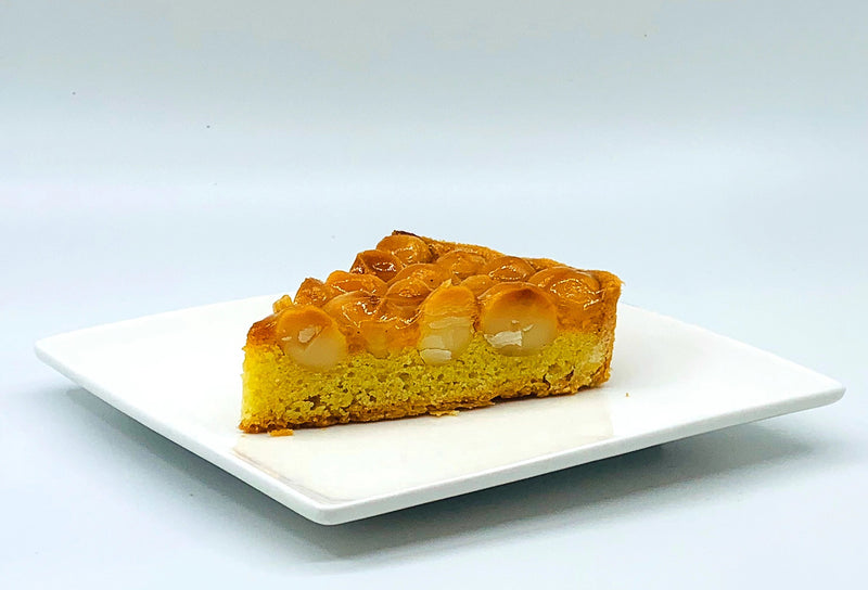 Baked Macadamia Nut Tart ( For 2 )