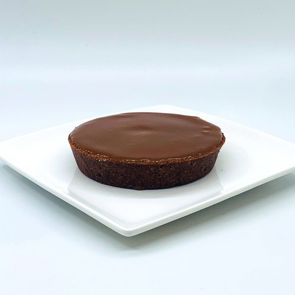 Salted Caramel Chocolate Tart ( For 2 )