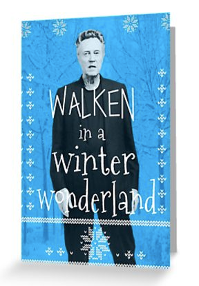 walken greeting cards