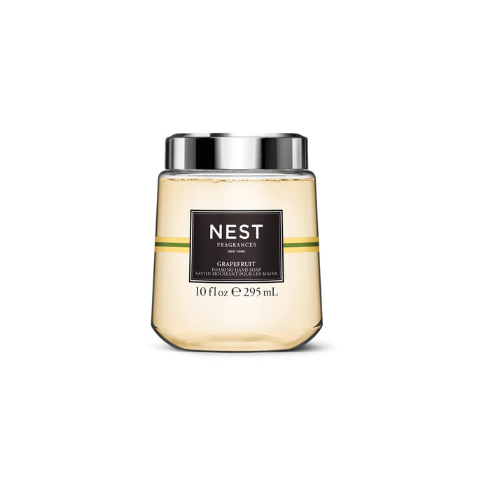 NEST Fragrances grapefruit foaming hand wash cartridge - main image