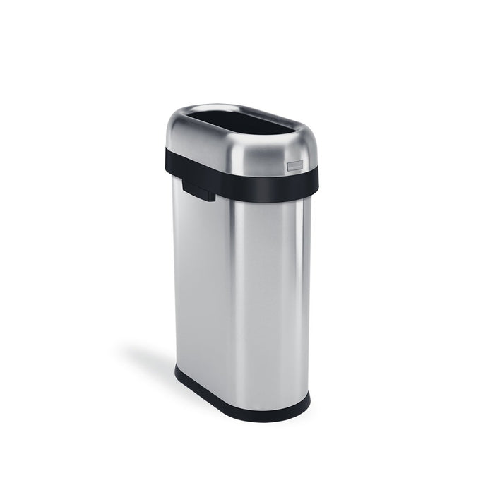50L slim open can