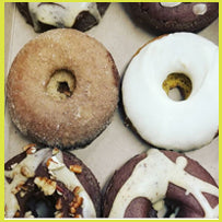 6 pack Variety of Keto Donuts