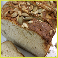2 pack Keto Loaf of Bread with Seeds