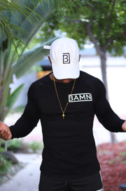 BAMN  Dry Fit Long Sleeve T-Shirt
