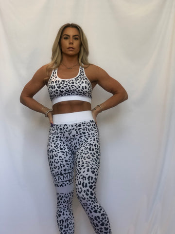 BAMN Leopard Yoga Set