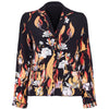 Flower & Flames Pyjama Top