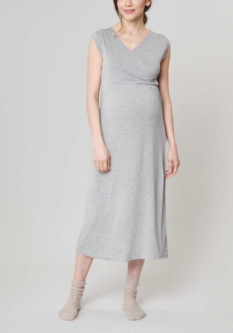 JERSEY NURSING DRESS #1