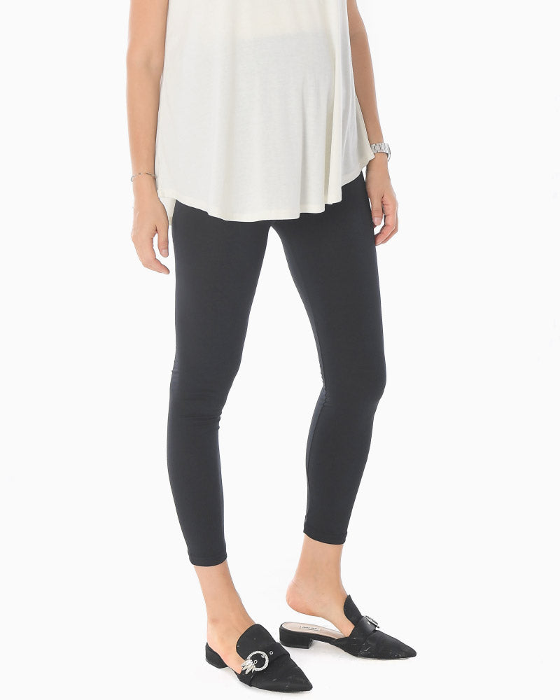 COOLING CROP LEGGINGS