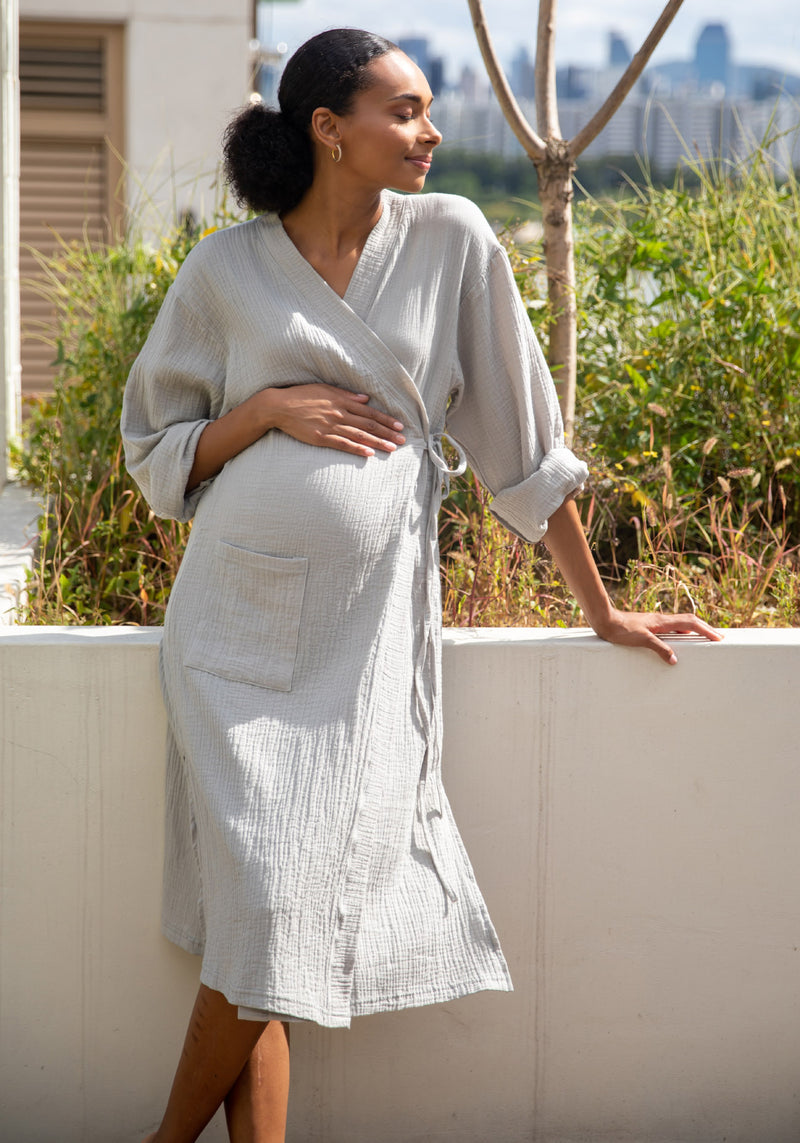 YUKATA NURSING ROBE DRESS