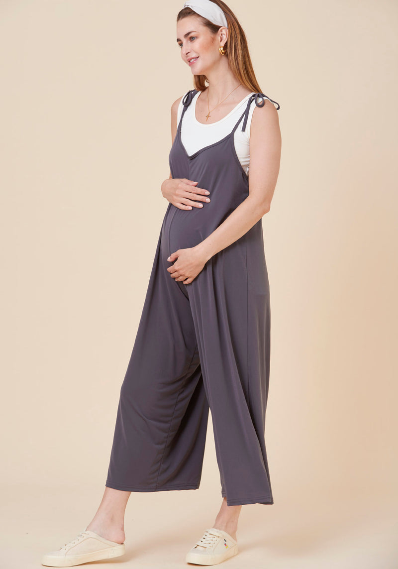 LAYERING COOLING JUMPSUIT