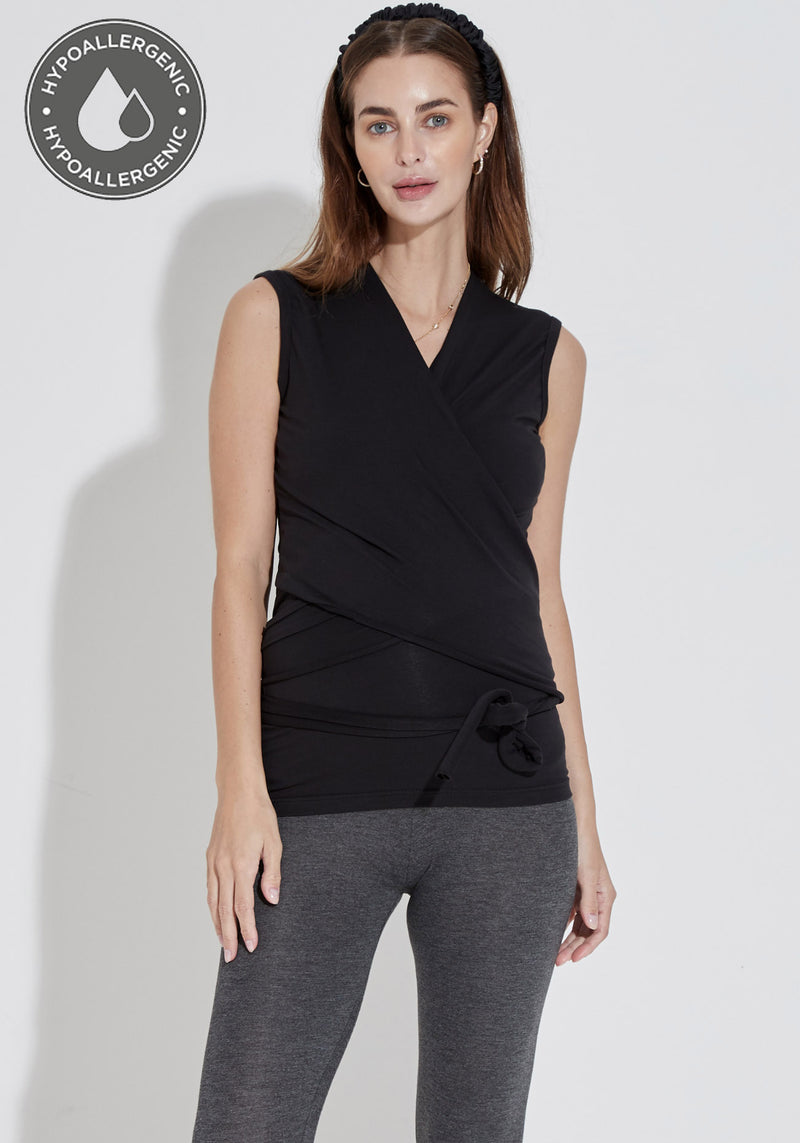 KANGAROO CARE NURSING TOP - SLEEVELESS