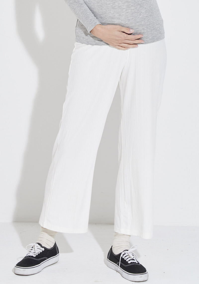 MODAL PLEATED PANTS