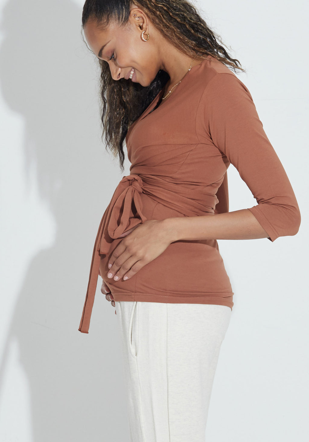 KANGAROO CARE NURSING TOP